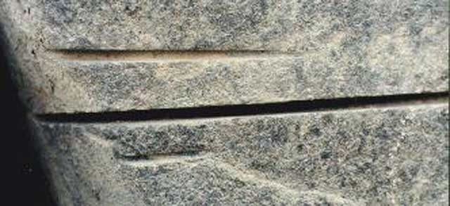 An example of saw